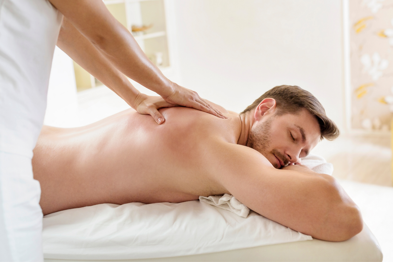 6 Benefits of Deep Tissue Massage